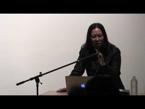 Trinh T. Minh-ha (Just Speak Nearby, day 1 excerpt) at 356 Mission