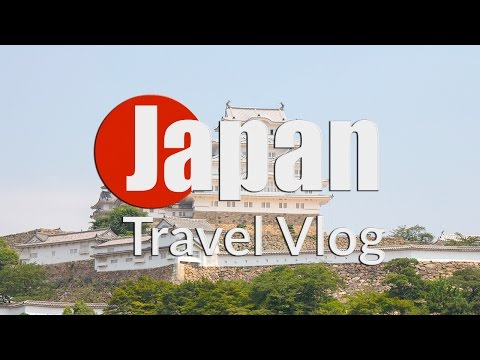 HIMEJI CASTLE & FUSHIMI INARI SHRINE | JAPAN TRAVEL VLOG 12