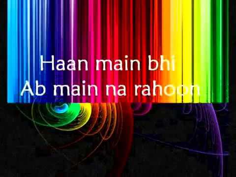 Haan Har Ghadi - Thank You HD