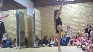 Maddie Ziegler Explains How To Do A Pirouette