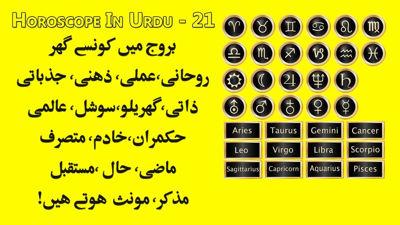 12 zodiac houses what they mean astrology charts in urdu youtube 12 zodiac houses what they mean astrology charts in urdu geenschuldenfo Images