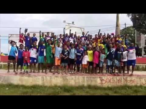 Uni Papua FC Hari Pancasila