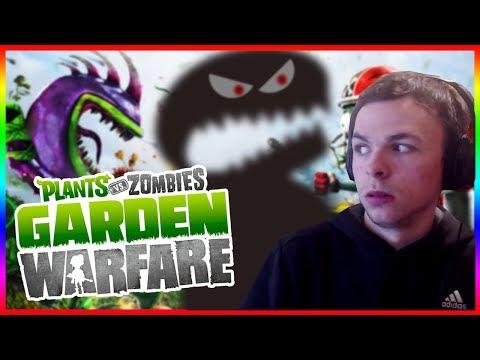 HE'S LIKE MY SHADOW!! | Plants vs Zombies Garden Warfare