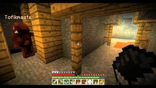 MineCraft Nowe przygody part 12 :  Tofik inzynier i opuszczona kopalnia