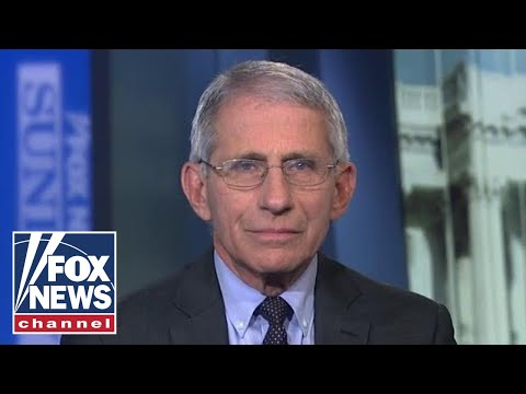 Dr. Anthony Fauci On Efforts To Slow The Spread Of Coronavirus In US
