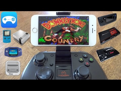 how to get gba games on iphone