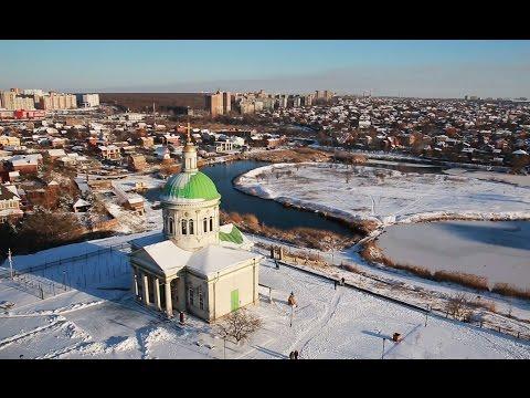 Зимняя зарисовка. Армянская церковь Сурб Хач в Ростове-на-Дону