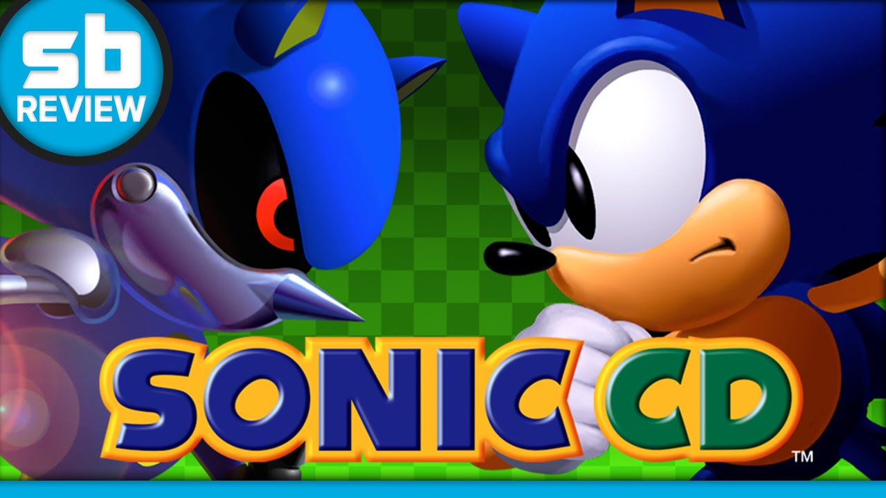Sonic CD Video Review
