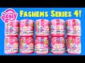 My Little Pony Fashems Series 4 Toy Unboxing! New With Crystal Ponies! video