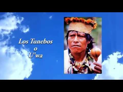 Misión Cristiana Comunidad Uwa o Tunebos (Misioneros Jorge y Luisa Ruiz)