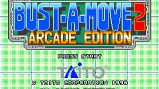 PSX Longplay [282] Bust-A-Move 2 - Arcade Edition