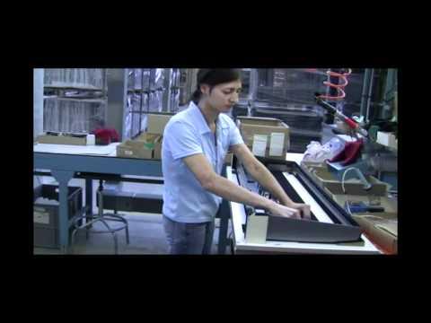 Farfisa Factory | Making the DP-300 Piano