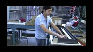 Farfisa Factory | Making the DP-300 Piano