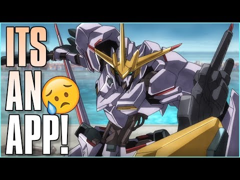 Download The New Iron Blooded Orphans Anime Spin Off Is Just