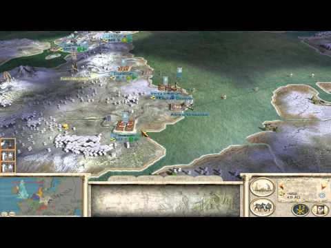 Let's Play Invasio Barbarorum - 10 - The Founding of Camelot
