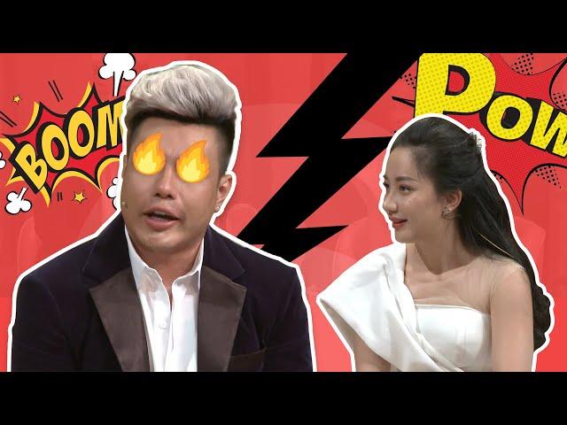 Cười nhức nách với màn BÓC MẼ NHAU của vợ chồng Lê Dương Bảo Lâm   VCS