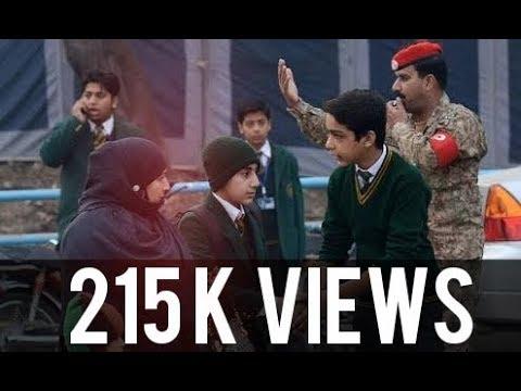 Army Public School Peshawar Attacks. Video By: Khalid Iqrar Wazirgai