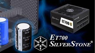 [Cowcot TV] Présentation alimentation PC Silverstone ET700 80 Plus Gold