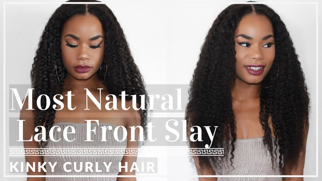 how to make weave look natural in the front