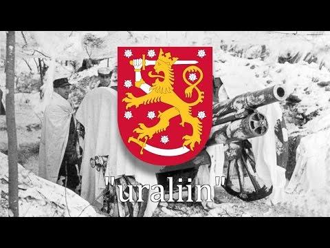 Fin Kış Savaşı Şarkısı - Finnish Winter War Song : Uraliin (Türkçe Altyazılı)