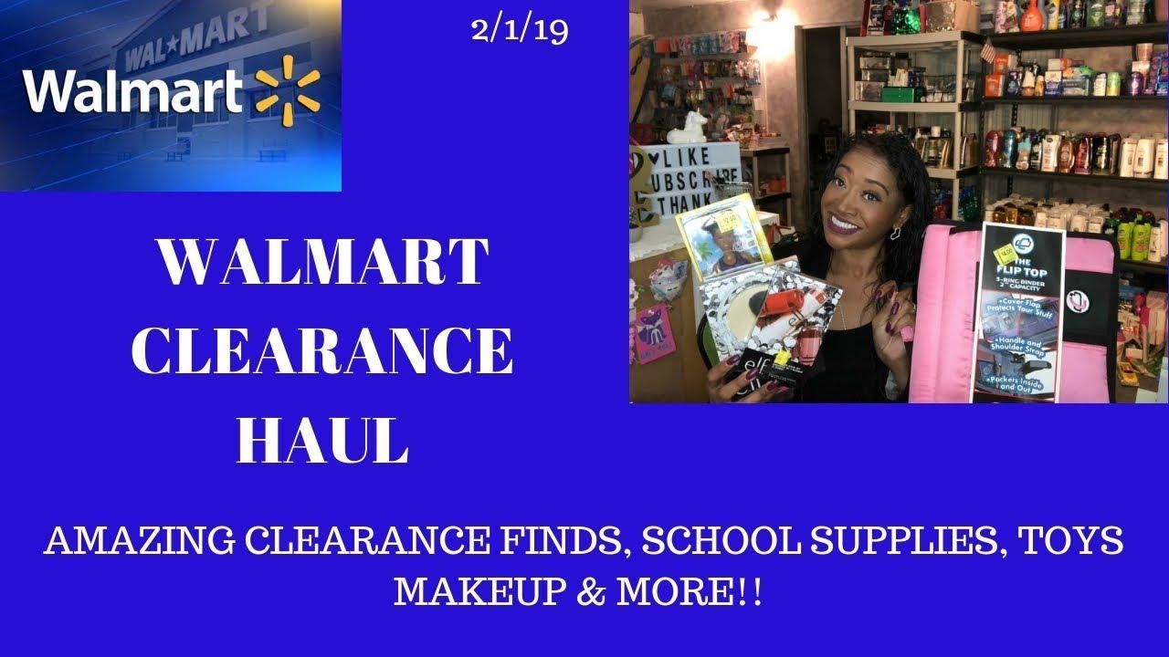 c9478011d086 Walmart Clearance Haul 2 1 19~Amazing Finds   Savings at Walmart ...
