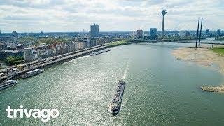 Düsseldorf: A place at the Rhine