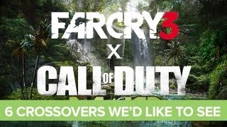6 Videogame Crossovers To Beat All Crossovers