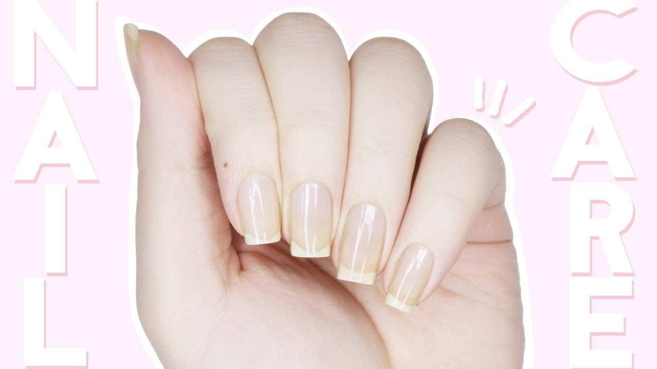 how to make my nails grow