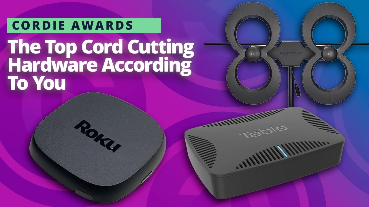 Download The Top Cord Cutting Hardware According To You (Roku, Tablo, Fire TV, Antennas Direct, and More)