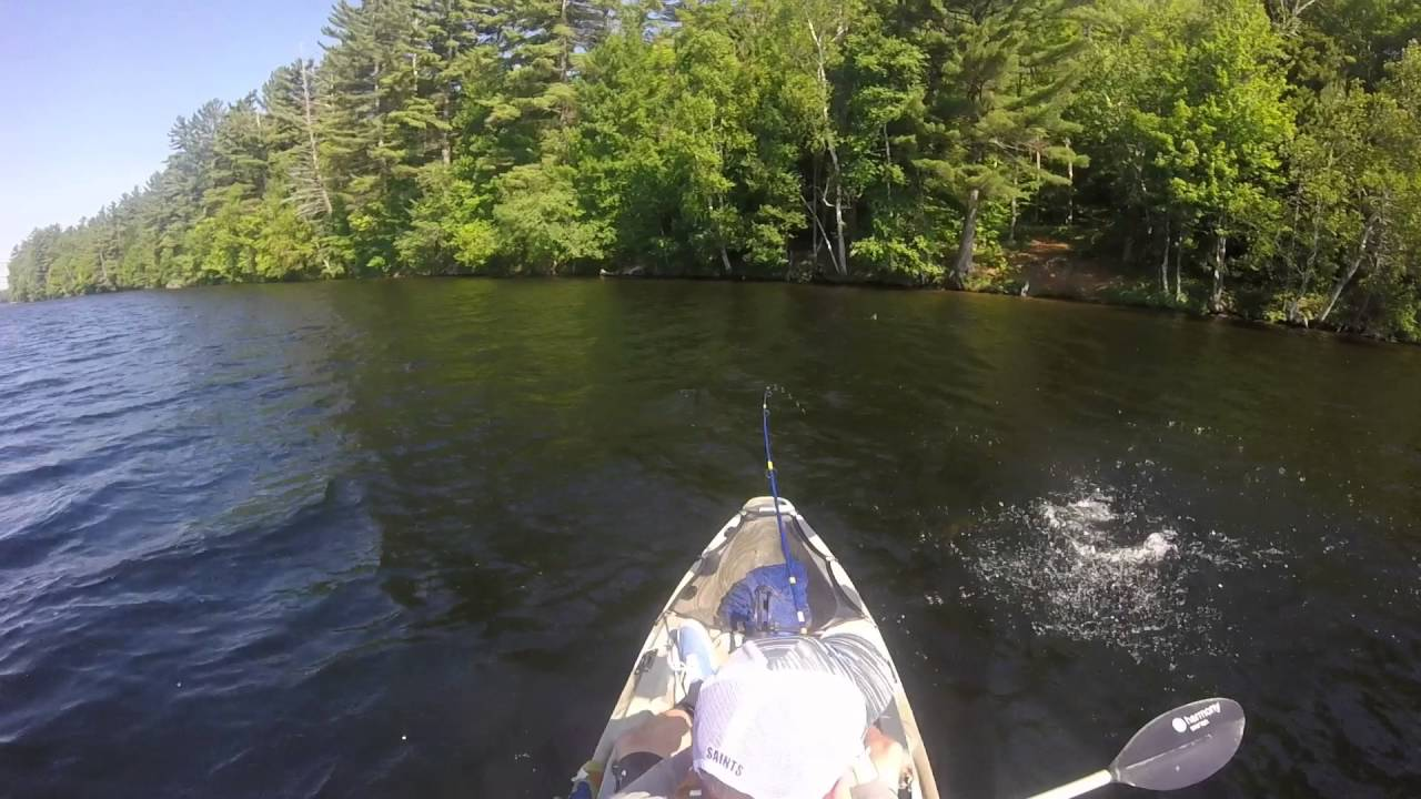 Smallmouth Bass Fishing Old Forge New York