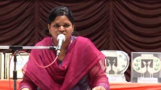 kya toota hai andar andar - Seema Sharma - KHOJ 2015 - Kala Ankur