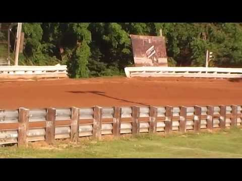 Williams Grove Speedway 7-5-14  358 Late Model Warmup 2