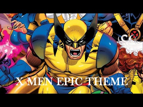 X-Men Animated Series Epic Theme | EPIC ORCHESTRATION