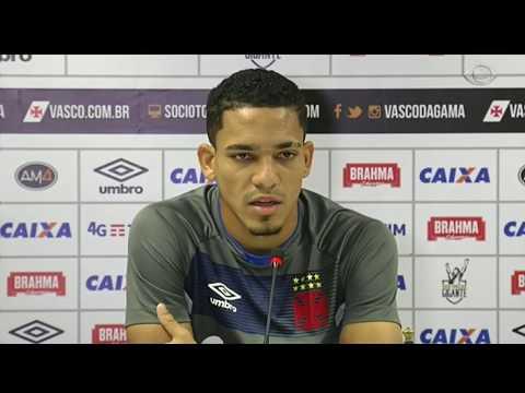 Anderson Martins Reforça O Vasco No Jogo Contra O Bahia