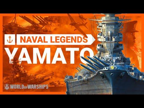 Naval Legends - Yamato
