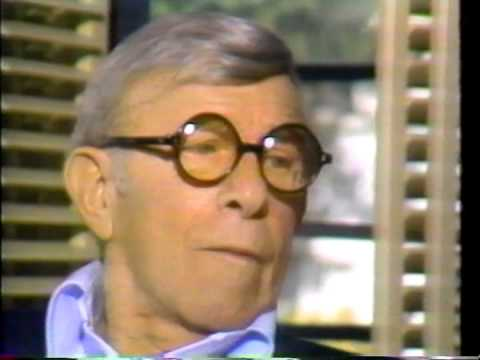 George Burns Barbara Walters  pt 1