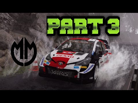 #WRC10 World Rally Championship - Col de Braus Reverse Rally Monte-Carlo - Gameplay |