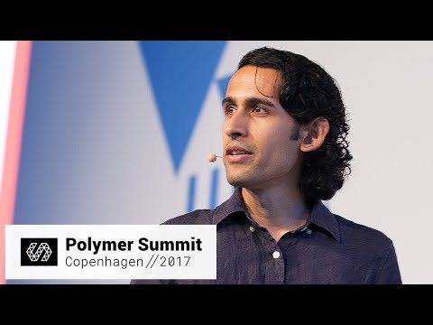 Rebooting the Cloud Platform UX @ Netflix with Polymer (Polymer Summit 2017)