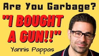 AYG Comedy Podcast: Yannis Pappas - New York Kid
