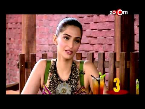 Sonam Kapoor's 10 on 10 Interview!