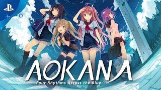 Aokana - Four Rhythms Across the Blue | Announcement Trailer | PS4