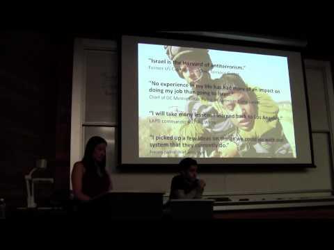 Rania Khalek speaks at UC Berkeley on 3/31/15