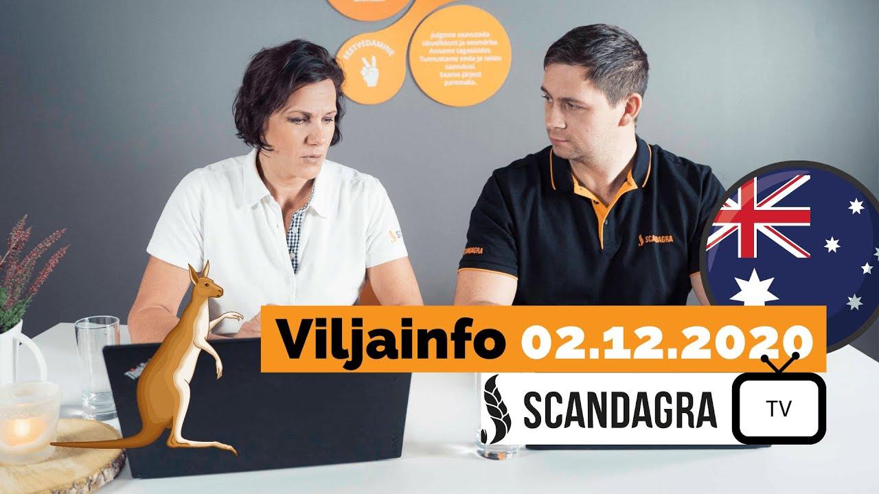 Scandagra VILJAINFO 02.12.2020