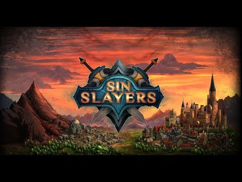 Sin Slayers - Grimdank Dungeon Crawling Roguelike RPG!