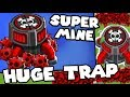 Bloons TD 6 - The Super Mine - Tier 5 Spike Factory | JeromeASF