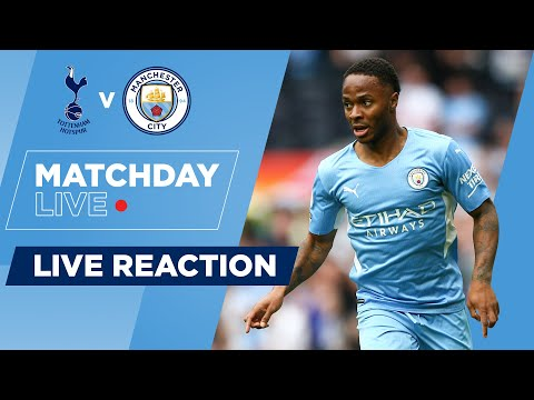 SPURS 1-0 CITY |  PREMIER LEAGUE |  REACTION OF THE LIVE SHOW OF MATCHDAY