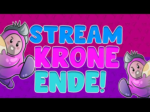 FALL GUYS bis zur Krone! #StreamKroneEnde