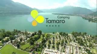 Camping Tamaro in 2 Minuten