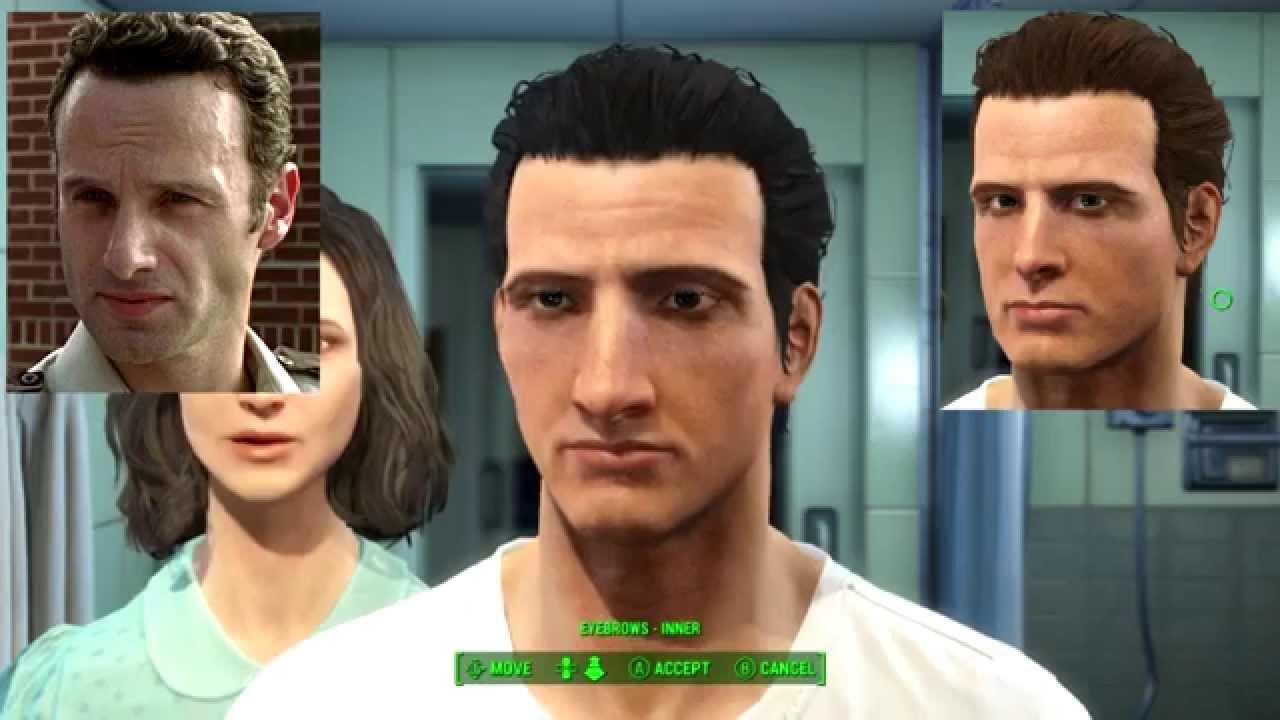 Fallout  Rick Build