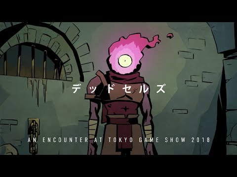 Dead Cells in Japan - an encounter at TGS 2018